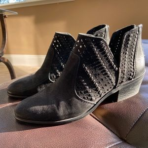 Vince Camino Booties Worn Once